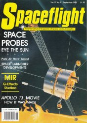Spaceflight, №9 1995