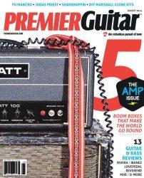Журнал Premier Guitar - August 2014 USA