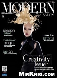 Журнал Modern Salon - May 2012