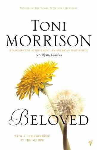 Книга Возлюбленная, Тони Моррисон (1987)