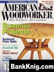 Журнал American Woodworker №129 July 2007
