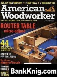 Журнал American Woodworker №142 June-July 2009