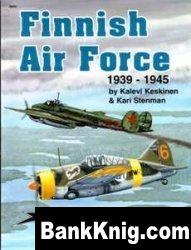 Книга Finish Air Force 1939 - 1945 [Armor Specials 6073]