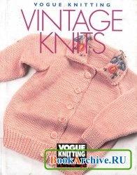 Журнал Vogue Knitting Vintage Knits