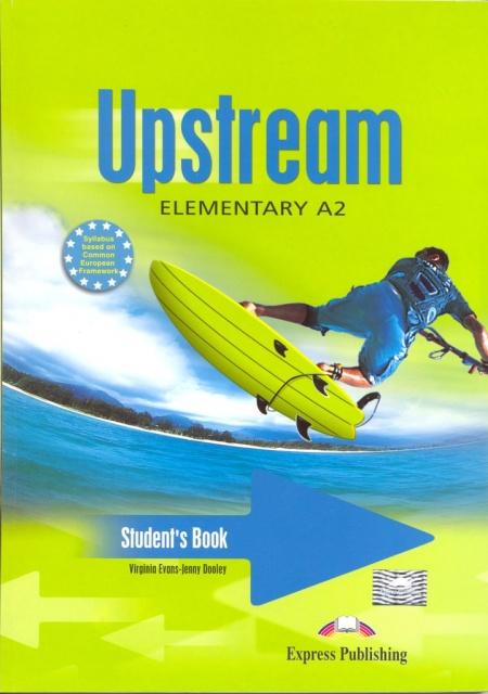 Книга Учебник Английский язык Upstream Elementary A2 SB