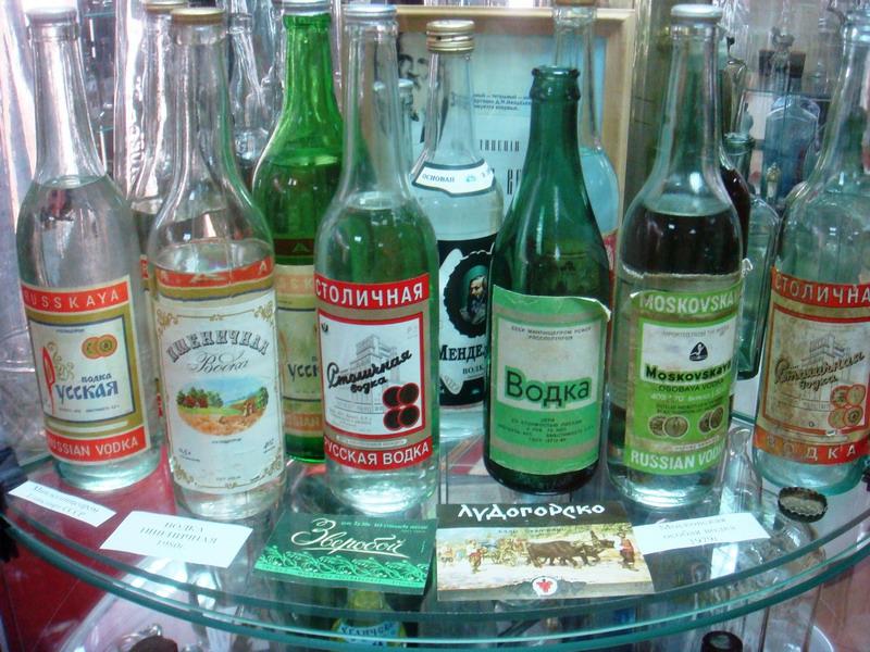 Главные блюда советского застолья