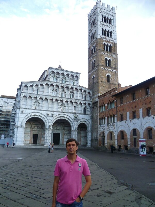 Италья, Лукка (Italy, Lucca)