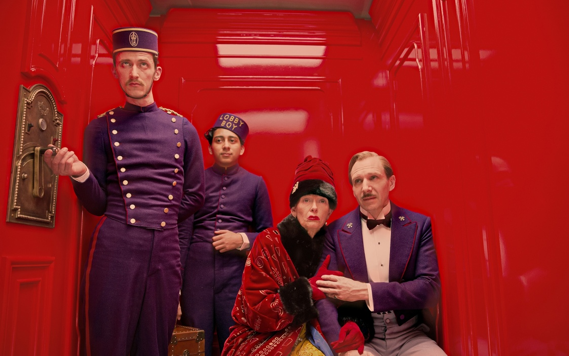 Отель Гранд Будапешт | The Grand Budapest Hotel; реж. Уэс Андерсон