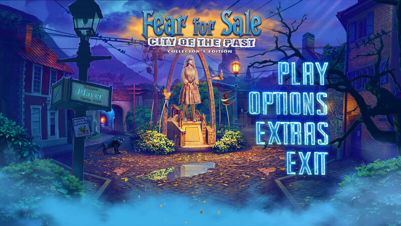 Fear for Sale: City of the Past CE