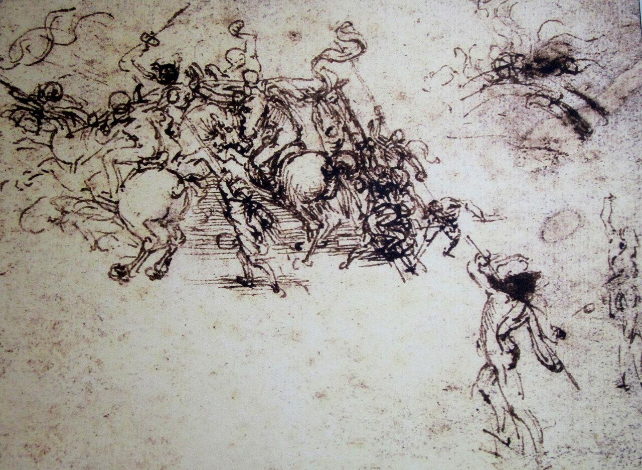 151_Битва при Ангиари, эскиз 5.jpg