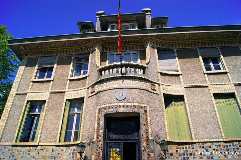 Бывшее посольство Франции