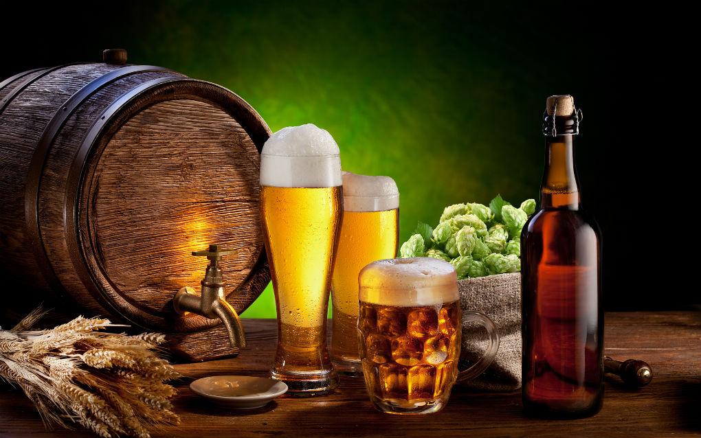 как делается пиво