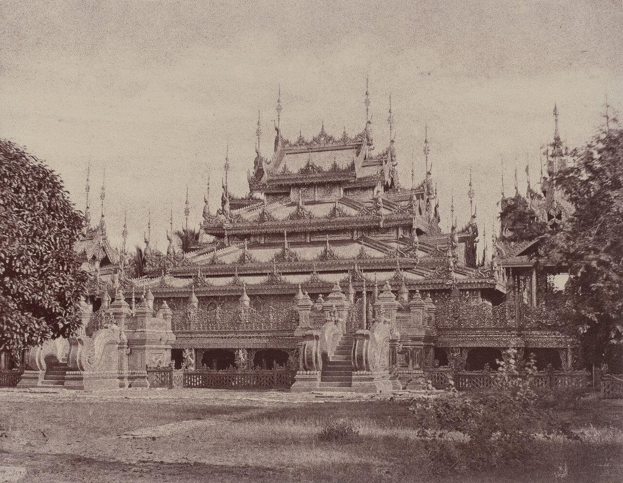 Амерапура. Maha-oung-meeay-liy-mhan Kyoung