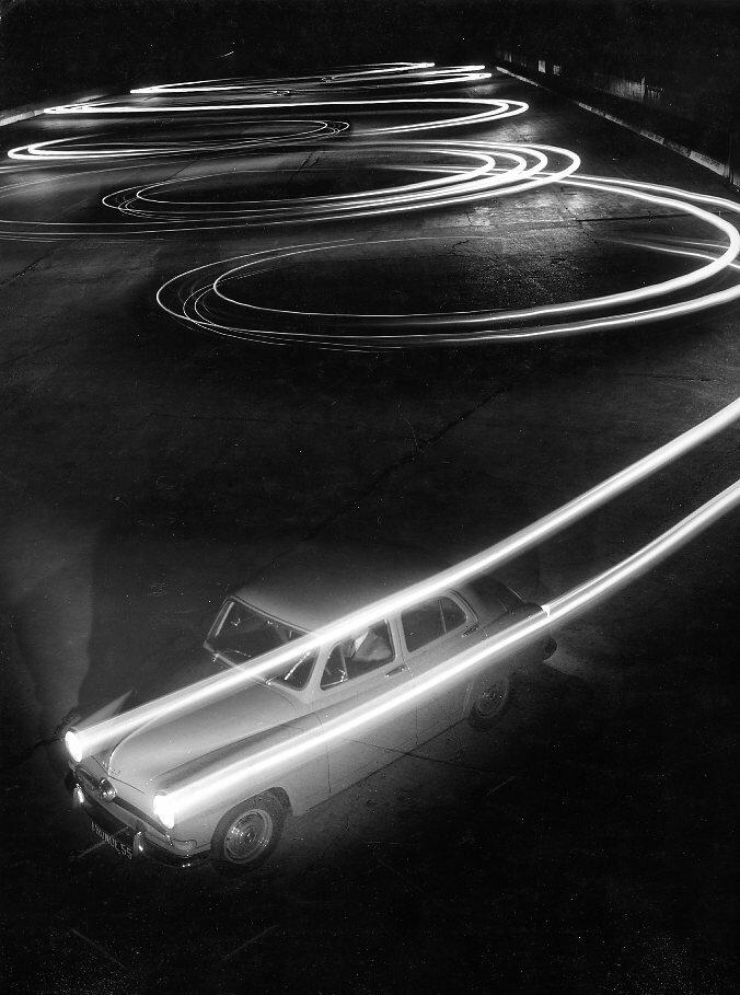 1955. Реклама «Симки»