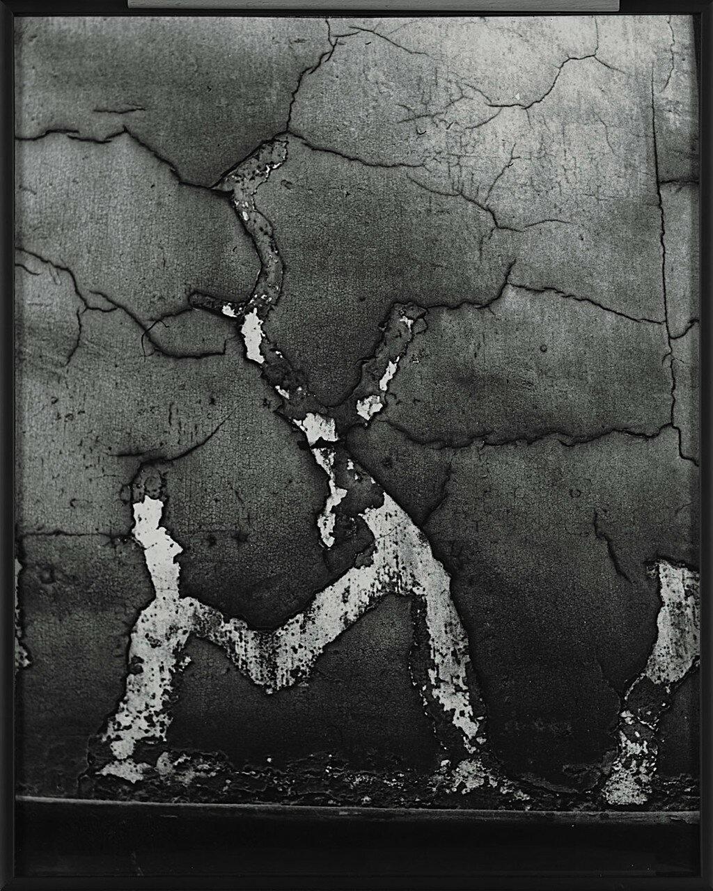 1930. Граффити. Серия II Язык стены. Без названия