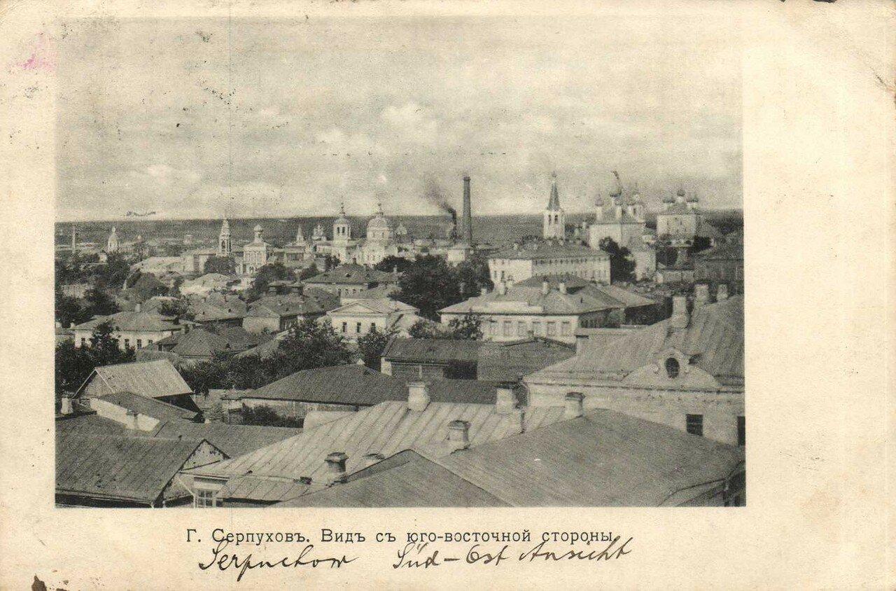 Вид с юго-восточной стороны