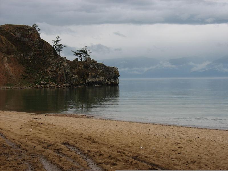 Озеро Байкал (фото Ольги Якуниной)