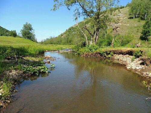 Река Шида, 2