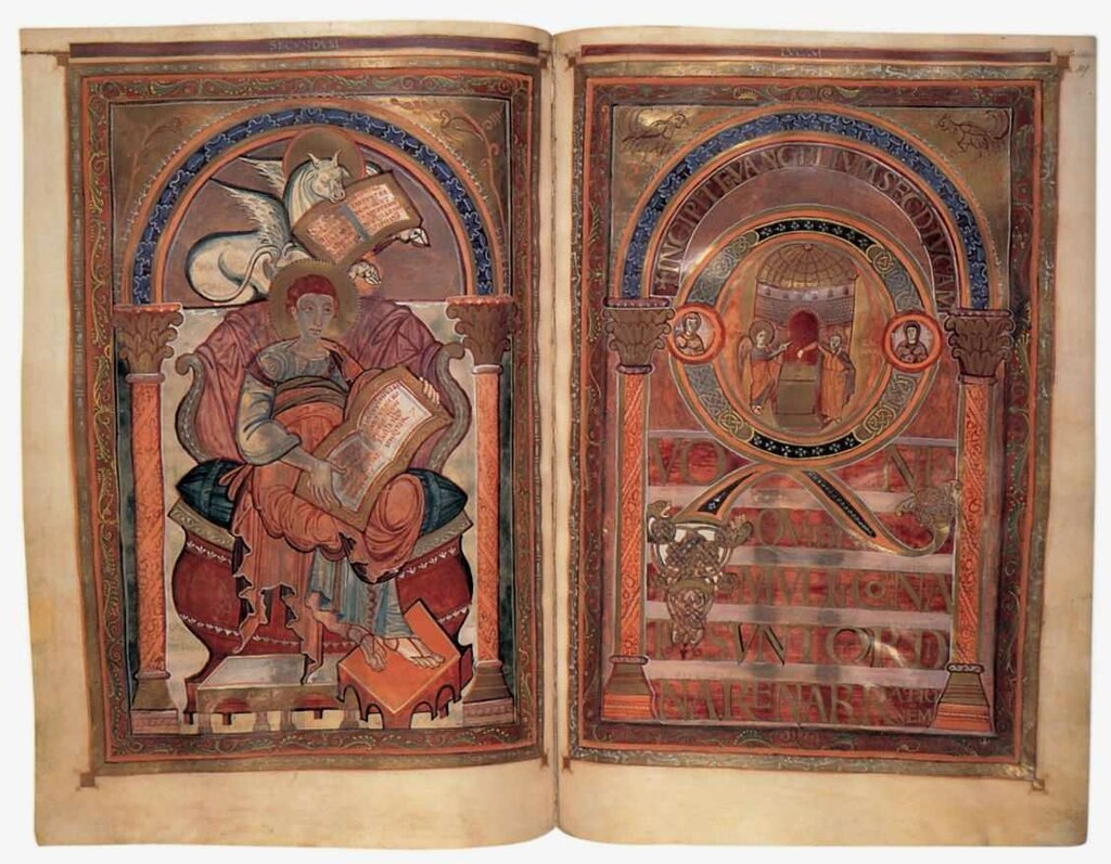 харлейское зол. евангелие ок. 800 лука.jpg