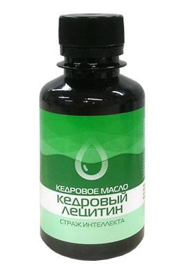 Кедровый лецитин