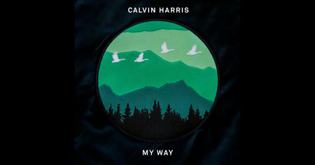 Клип Calvin Harris - My Way