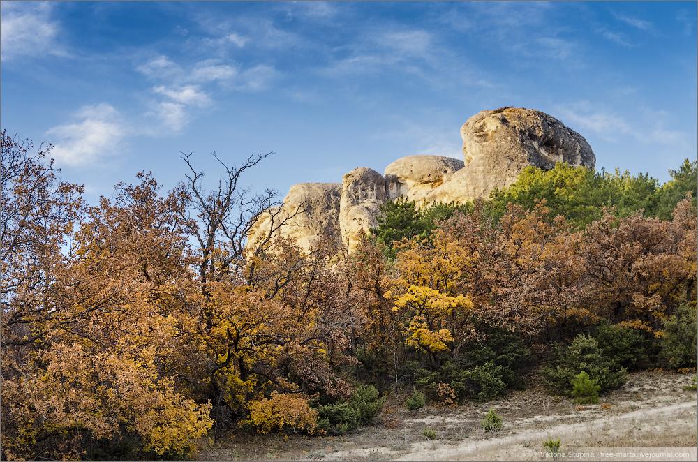 Каралезская долина - долина сфинксов