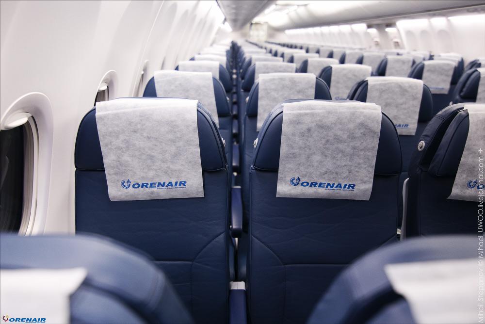 фото 737-800 салона боинг авиалинии оренбургские