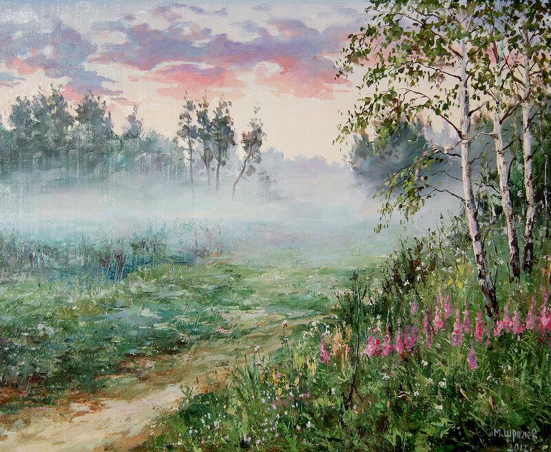 Shchrilev_Mikhail_August_Morning