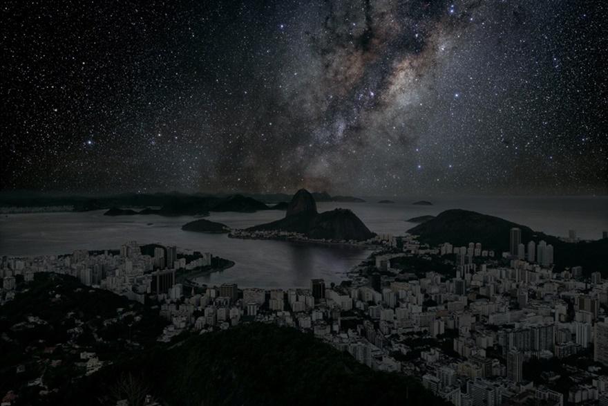 Ночные фотографии неба и звезд родной Финляндии 0 141903 1cf780 orig