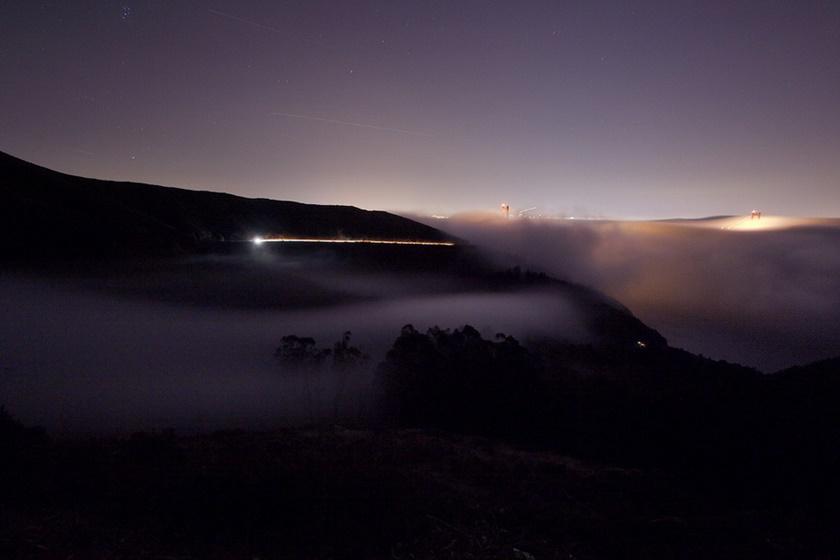 Красивые фотографии тумана в Сан Франциско, США 0 142287 fc450f6a orig