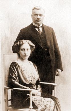 ГМ Врангель с супругой.jpg