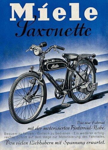 Постеры мотоциклов Miele