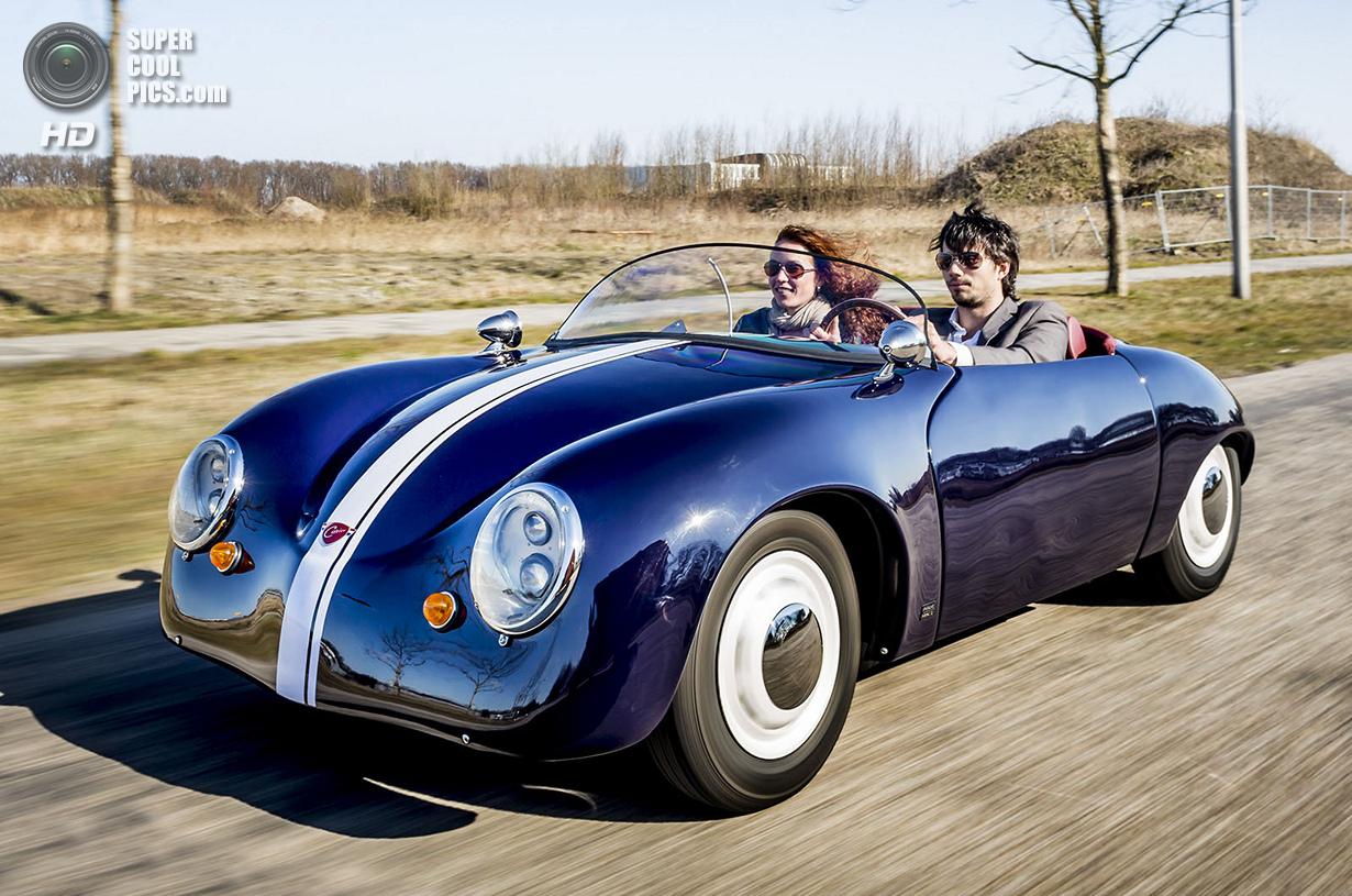 Carice MK1: Новый «голландец» (5 фото) (6 фото)
