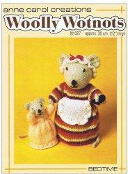 Книга Anne Carol Creations. Woolly Wotnots № 027. Bedtime
