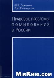 Книга Правовые проблемы помилования в России