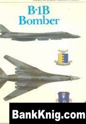 Книга B-1B  [Osprey Combat Aircraft Series 008]