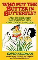 Книга Who Put The Butter in Butterfly?