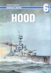 Hood (Monografie Morskie 6)