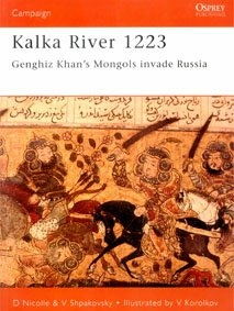 Книга Osprey Campaign №98. Kalka River 1223