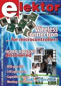 Книга Elektor Electronics Январь 2009