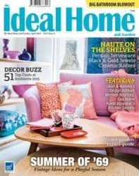 Журнал The Ideal Home and Garden - April 2015