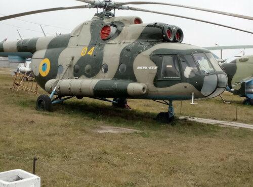 Ми-8Т   Киевский государственный музей авиации