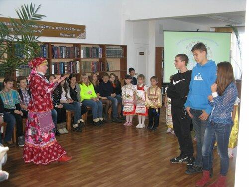 фестиваль народных игр,