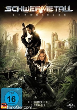 Schwermetall Staffel 1-2 (2012)