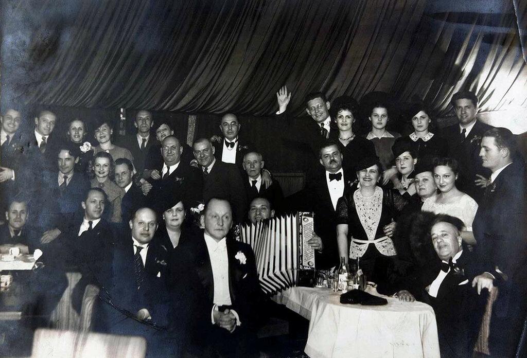 ��������� ���������� �� ������� ���� � ���������. ������, 1930-� ��.