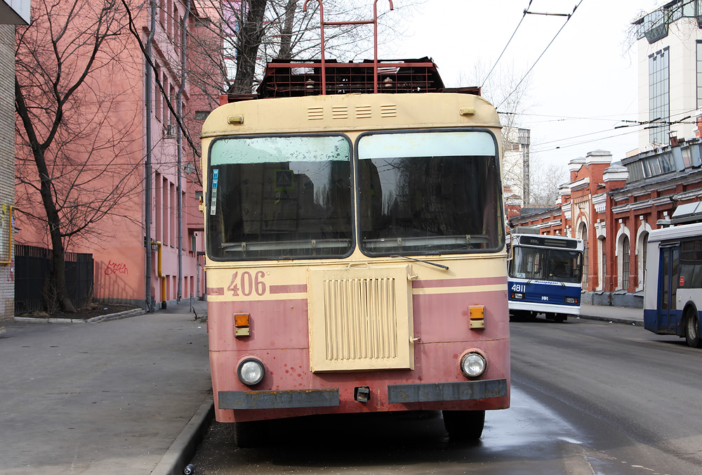 Технический троллейбус