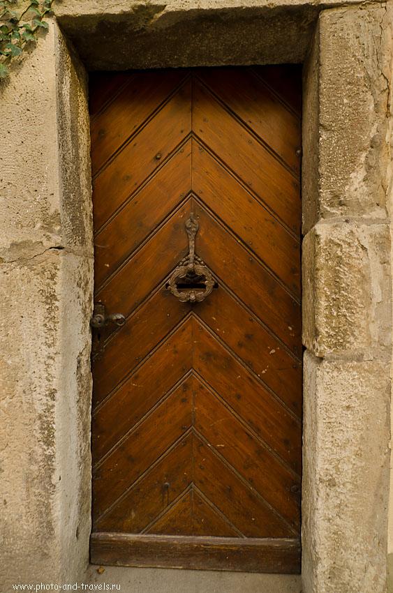 """26. Потайная дверь... Помните сказку """"Синяя Борода""""? Прогулка по городку Ротенбург-на-Таубере. Поездки выходного дня на автомобиле по интересным местам вокруг Франкфурта."""