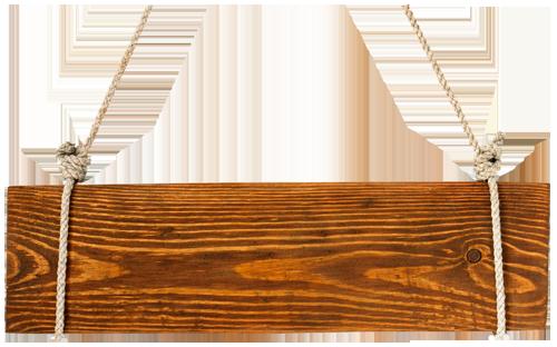 Деревянные таблички и указатели – Клипарт PNG