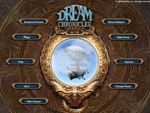 Dream Chronicles: The Book of Air CE