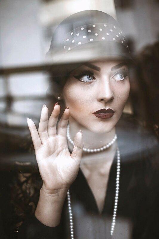 Красавица, фотограф и ретушер Нина Месич